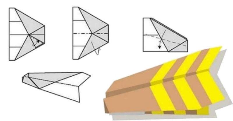 12种「史上最强纸飞机摺法」,没想到竟然有这麼多「飞